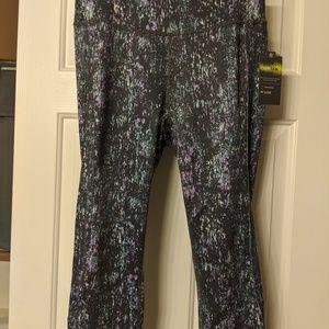Women's Capri Workout Pants